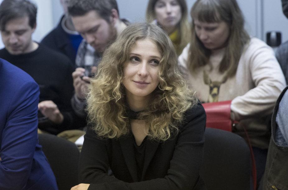 Marija Aliochina
