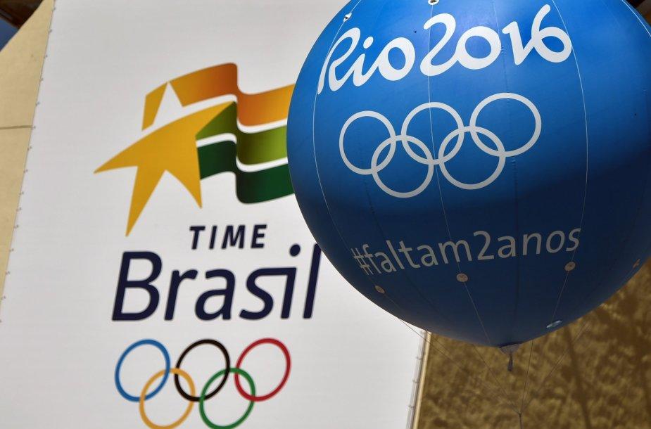 Rio de Žaneire vyks 2016-ųjų vasaros olimpinės žaidynės