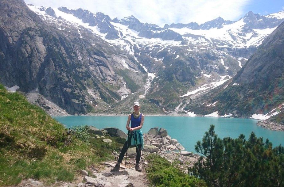 Išvyka į Šveicariją