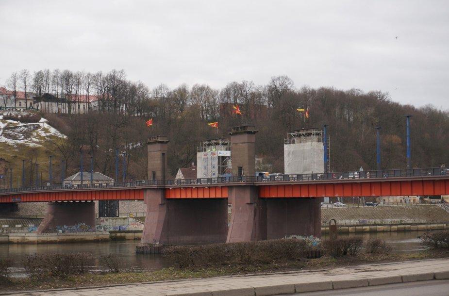 Vytauto Didžiojo tiltas Kaune