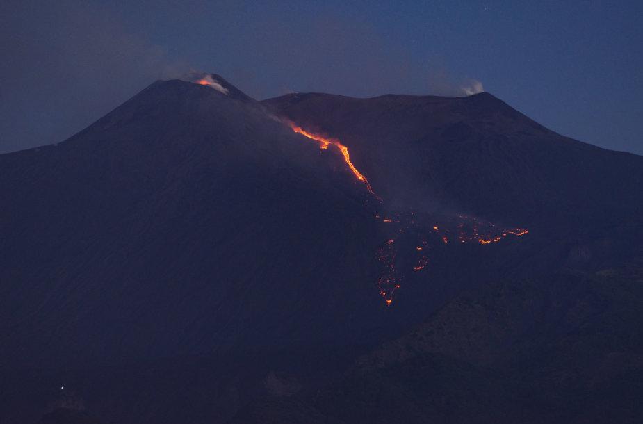 Etnos išsiveržimas
