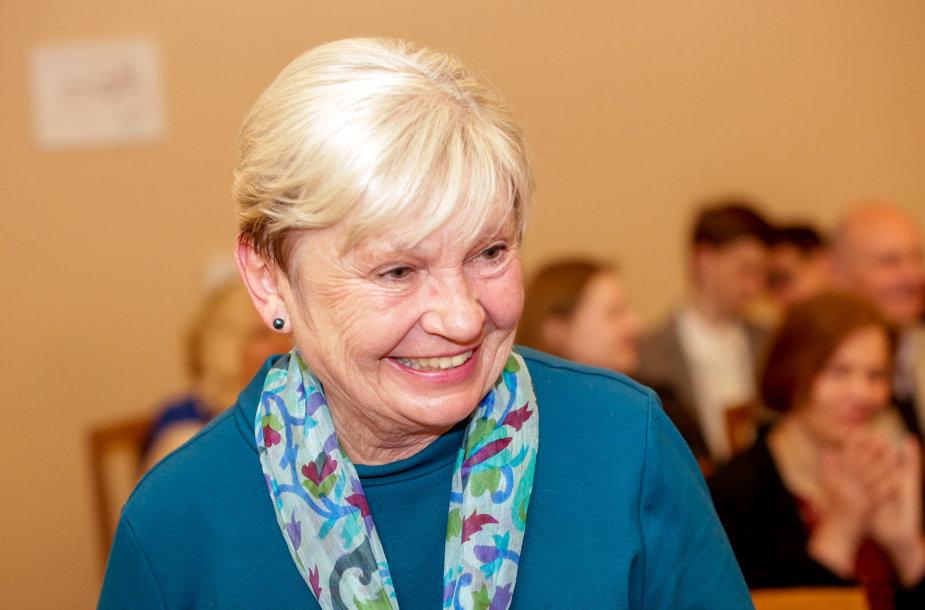 Elena Bradūnaitė