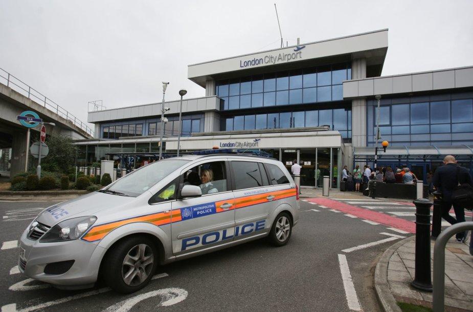 Londono miesto oro uostas