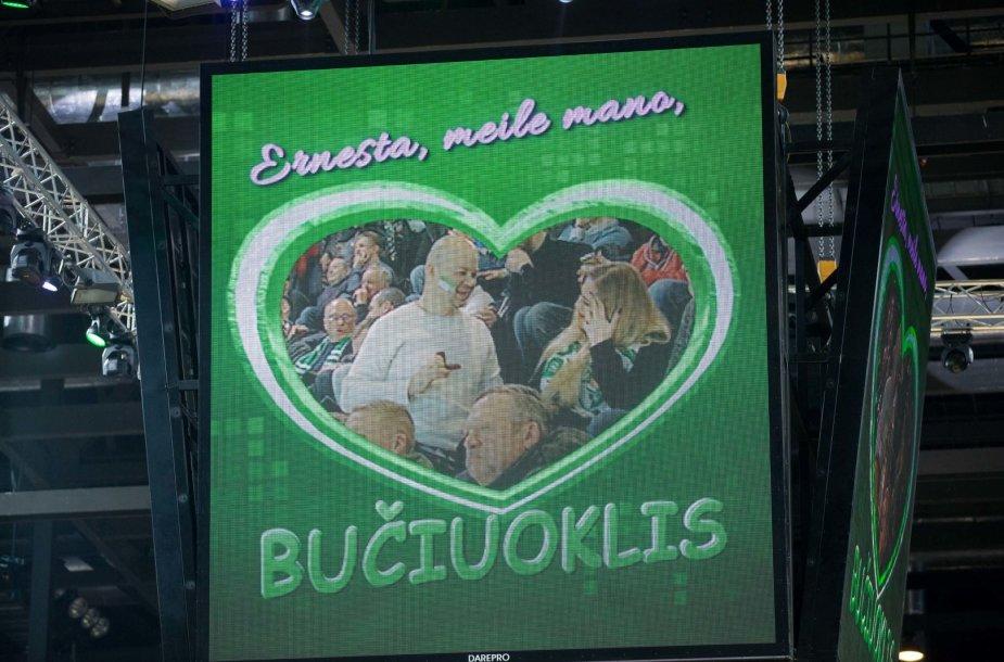 Anšlagas Kaune: Žalgiris - Unicaja