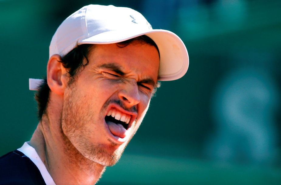 """Monte Karlo """"Masters"""": Andy Murray – Benoit Paire"""