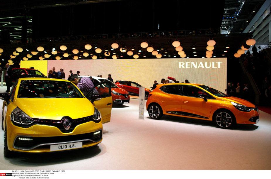 """""""Renault Clio"""""""