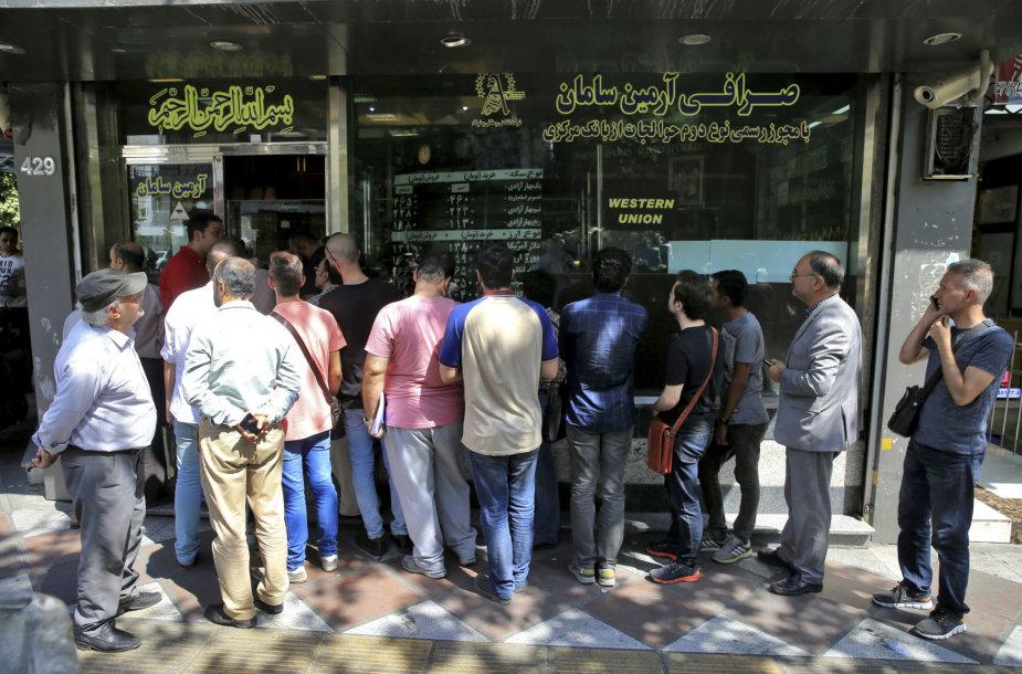 Iraniečiai Teherane