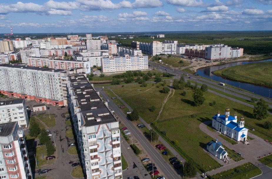 Severodvinsko miestas
