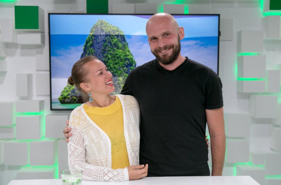 Simona Kupetienė ir Tomas Kupetis