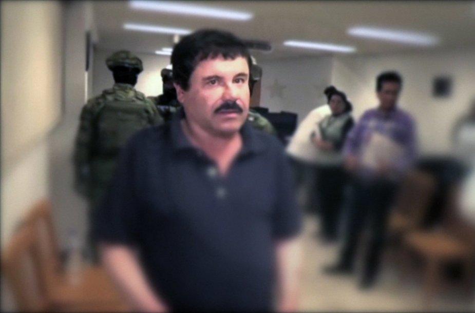 """Joaquinas """"El Chapo"""" Guzmanas"""