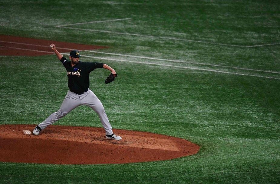 Beisbolo žaidėjas