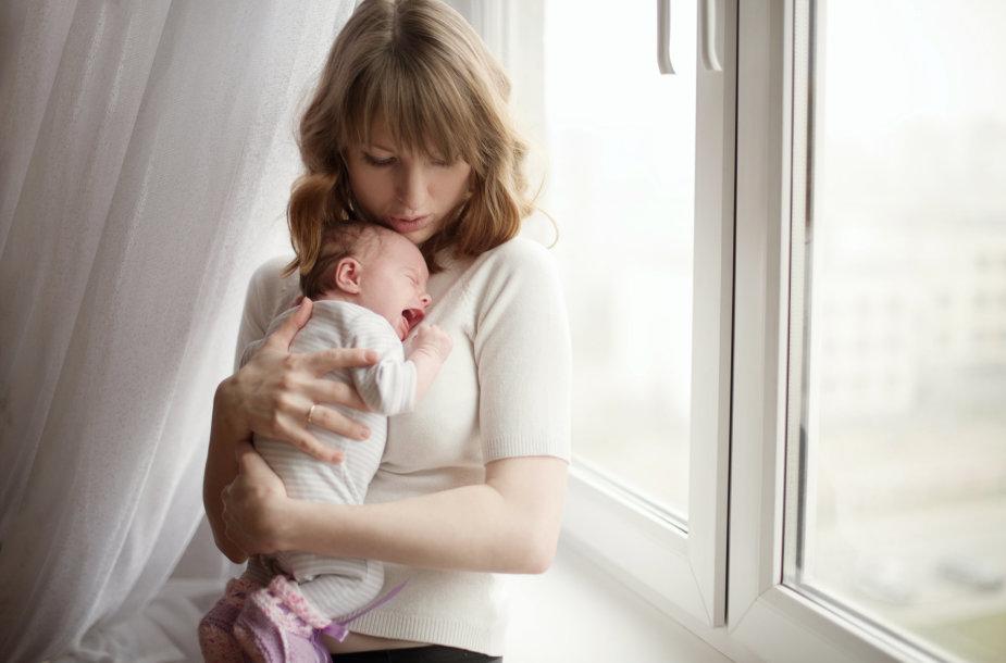 Verkiantis kūdikis