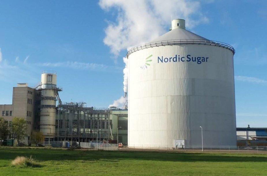 """""""Nordic Sugar Kėdainiai"""" fabrikas"""