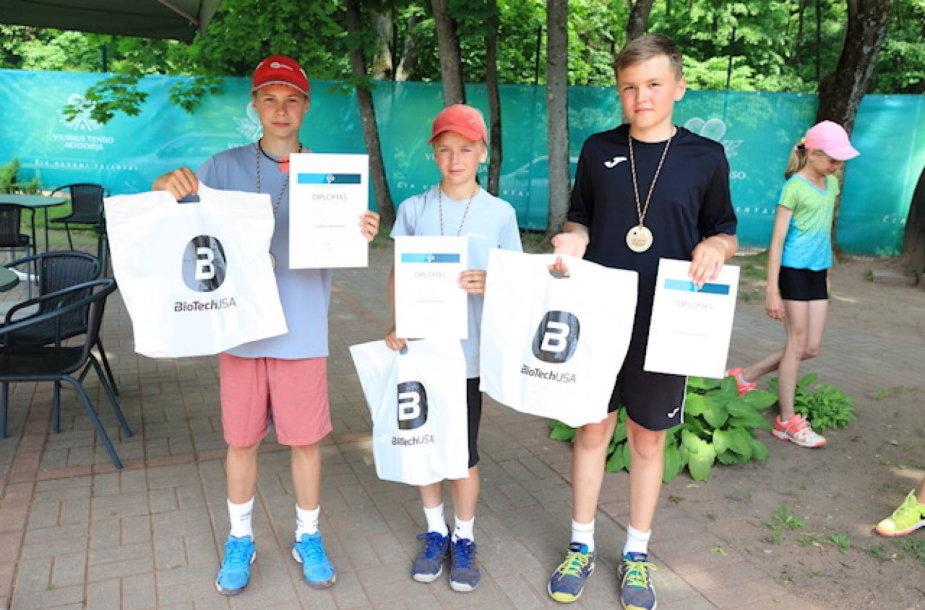 Lietuvos dvylikamečių teniso čempionatas