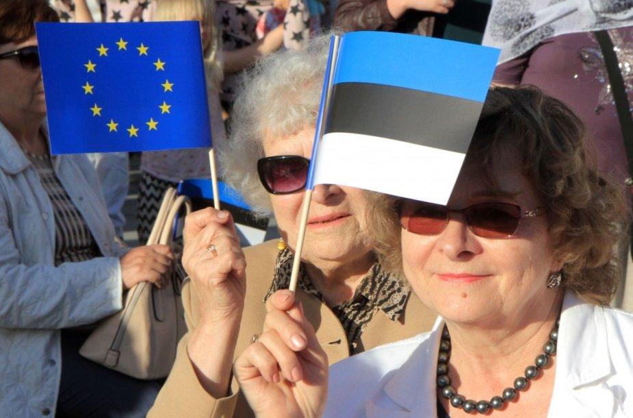 Estija pradeda pirmininkavimą ES