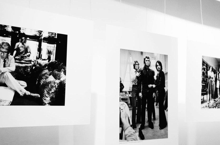 André Perlsteino fotografijų paroda