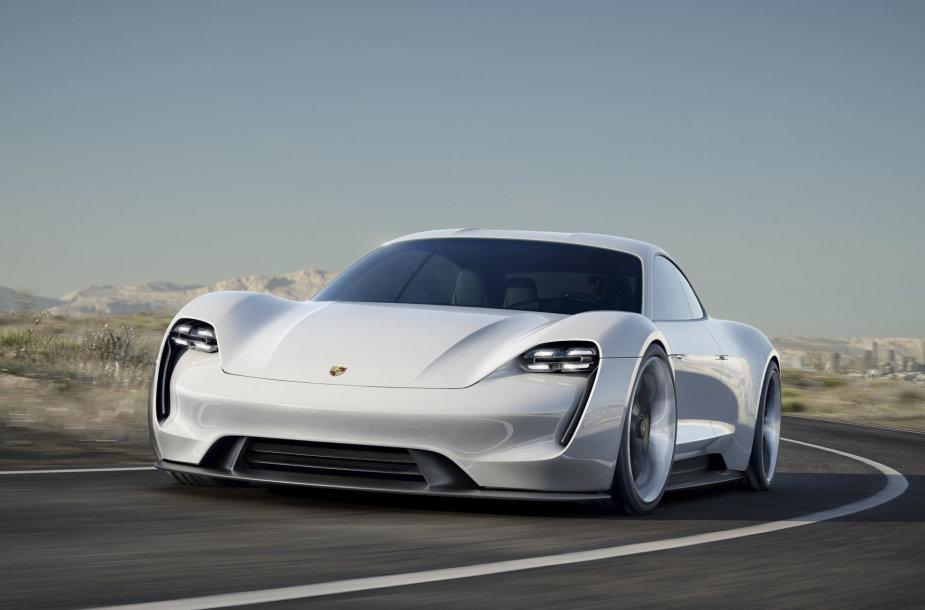 """""""Porsche Mission-E"""""""