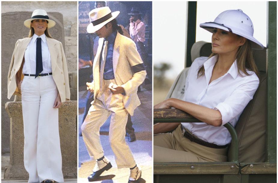 Melania Trump Afrikoje
