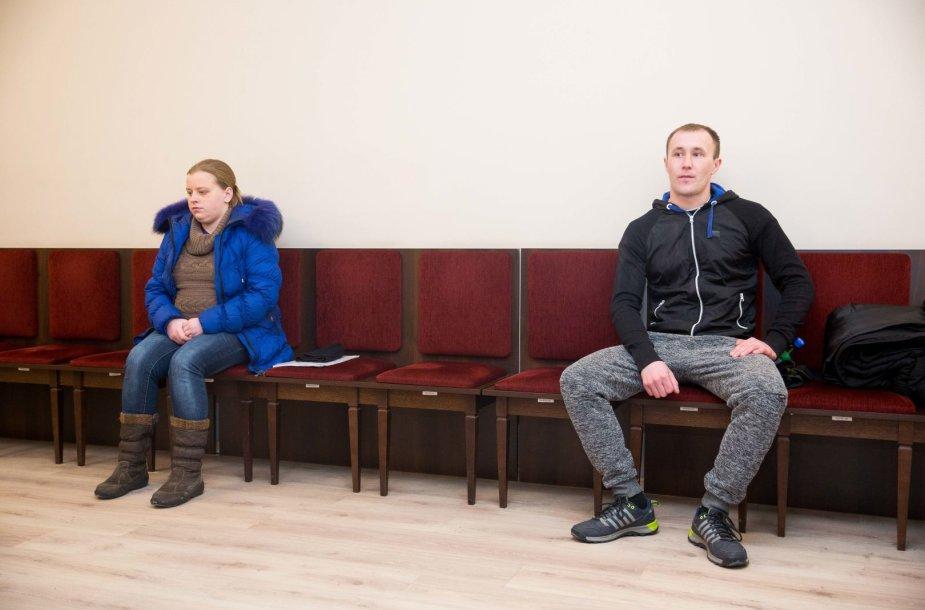Ivona Skorulskaja ir Edvardas Subočius