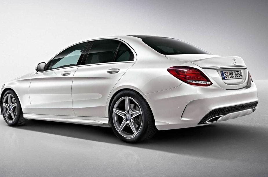 """""""Mercedes-Benz C-Class AMG"""""""