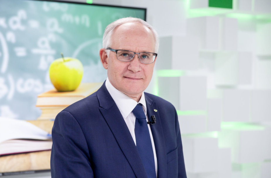 Švietimo, mokslo ir sporto ministras Algirdas Monkevičius