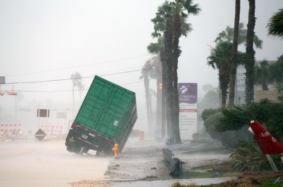 Uraganas Teksase