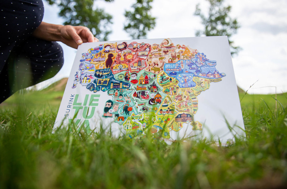 Surink Lietuvą – naujo projekto pradžia Ukmergėje