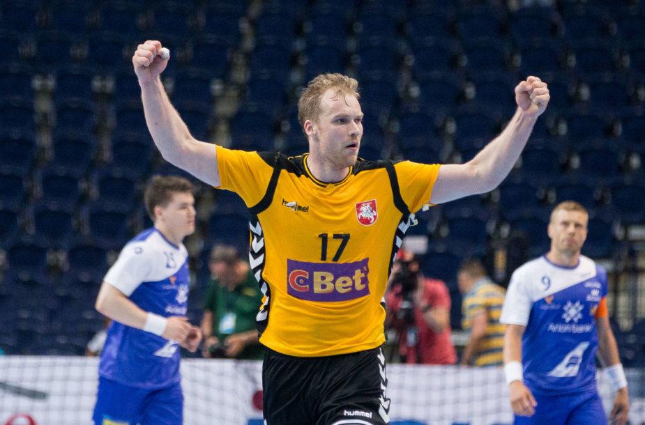 Rankinio rungtynės: Lietuva - Islandija