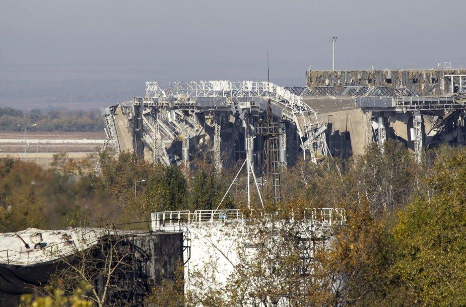 Donecko oro uostas