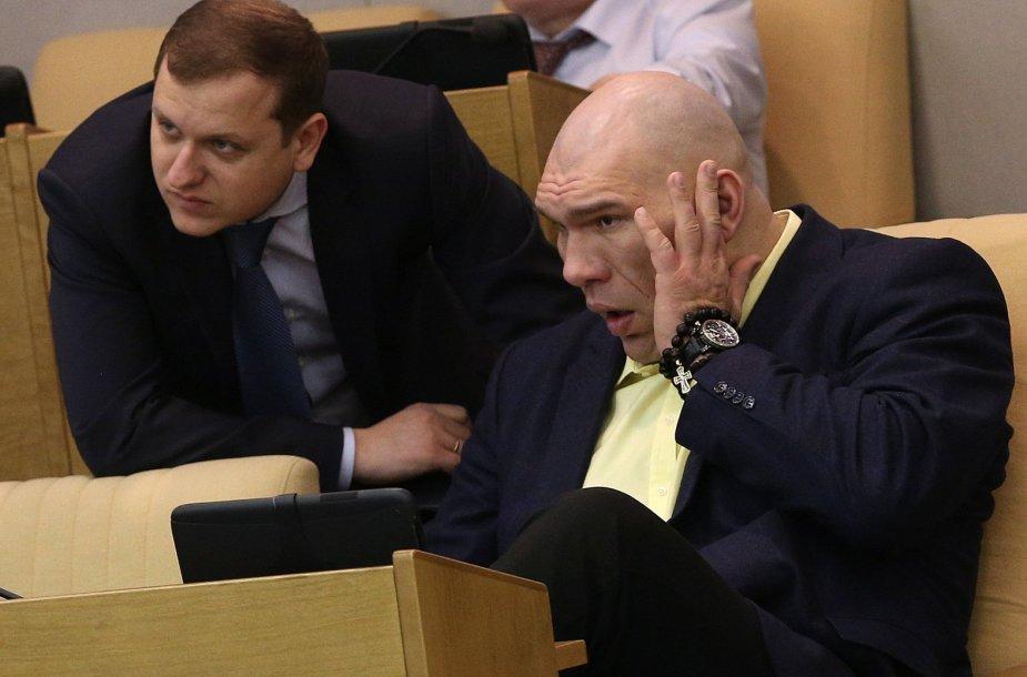Rusijos Dūmos deputatai