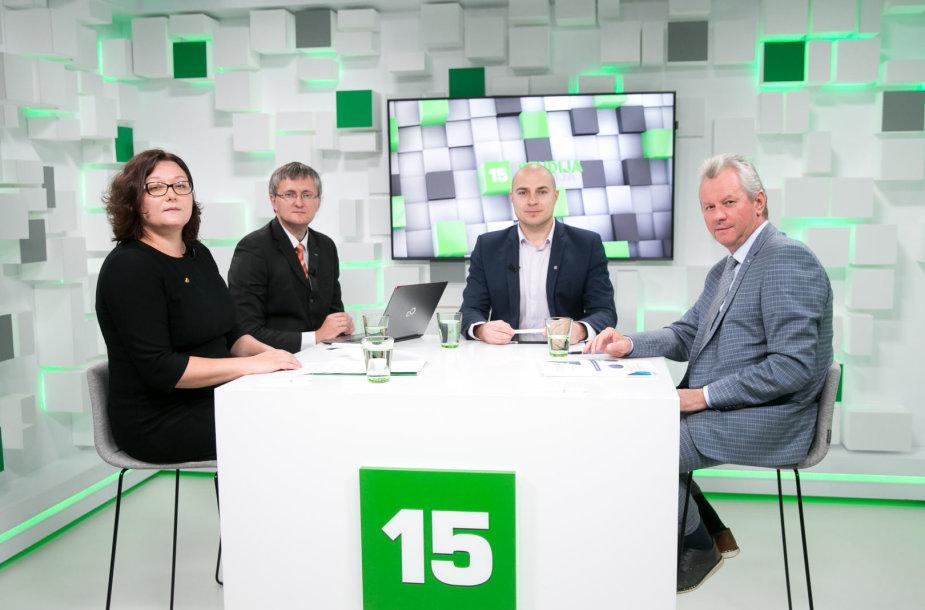 Ligita Valalytė, Marius Ablačinskas, Ernestas Naprys, Kęstutis Jankauskas