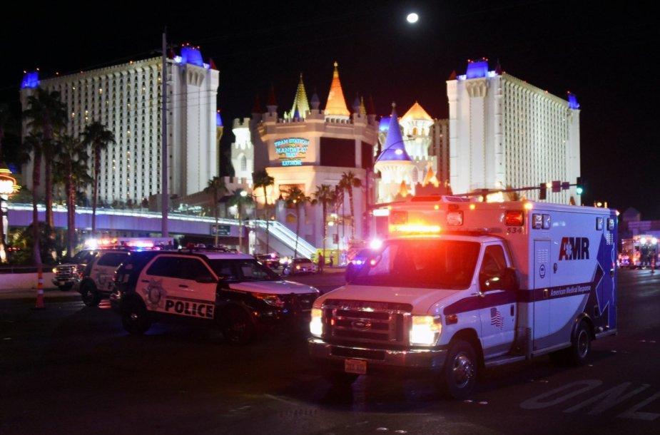Susišaudymas Las Vegase