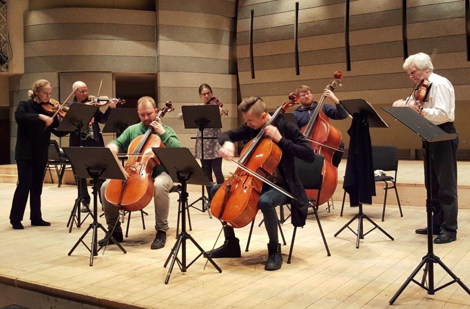 """Kamerinis koncertas """"Baroko perlai"""""""