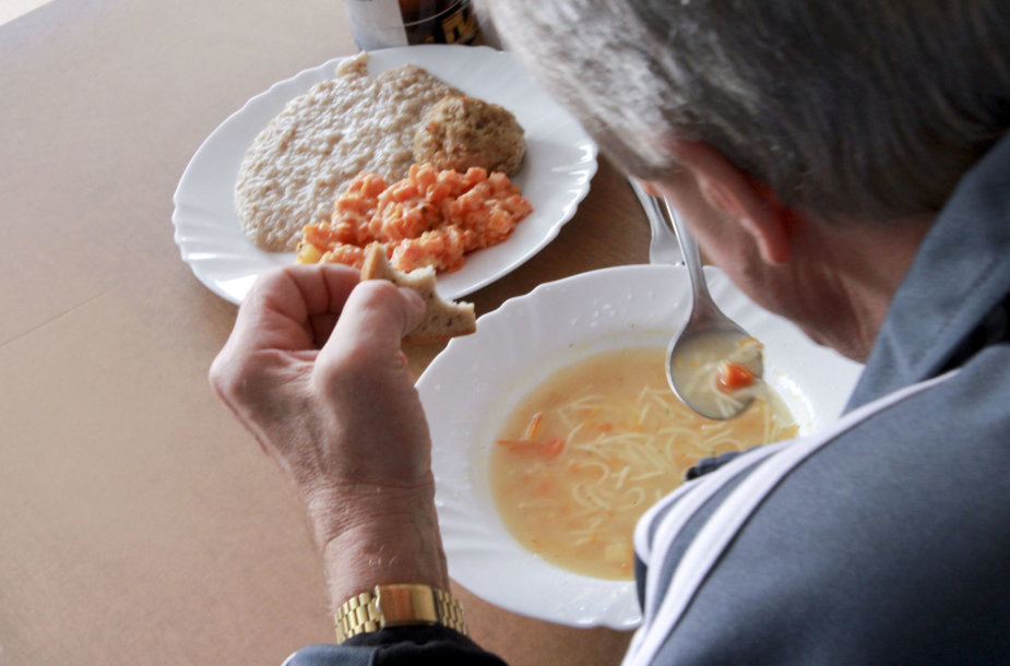 SAM ir VMVT vykdo tiekiamo maisto patikrinimą Vilniaus miesto klinikinėje ligoninėje