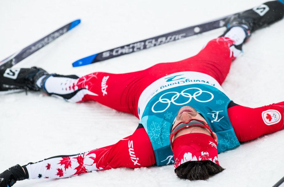 Olimpinėse žaidynėse netrūko tikrų išgyvenimų.