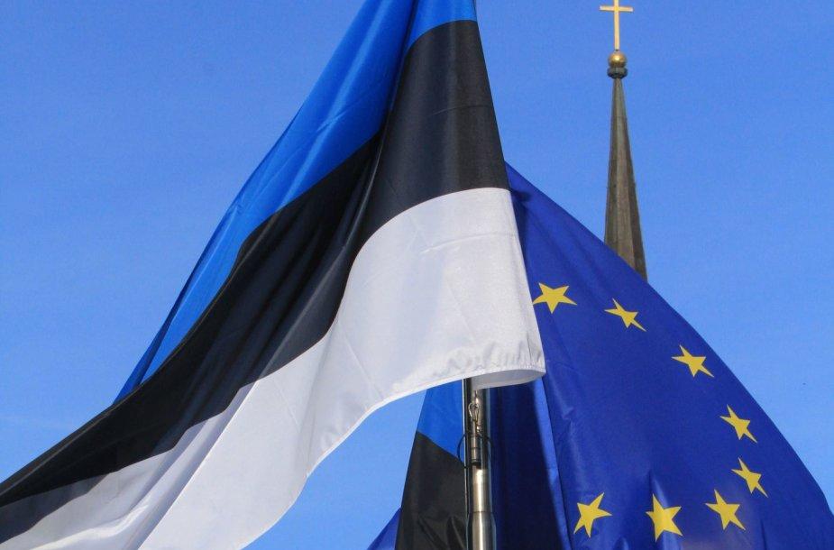 ES viršūnių susitikimas Estijos sostinėje Taline
