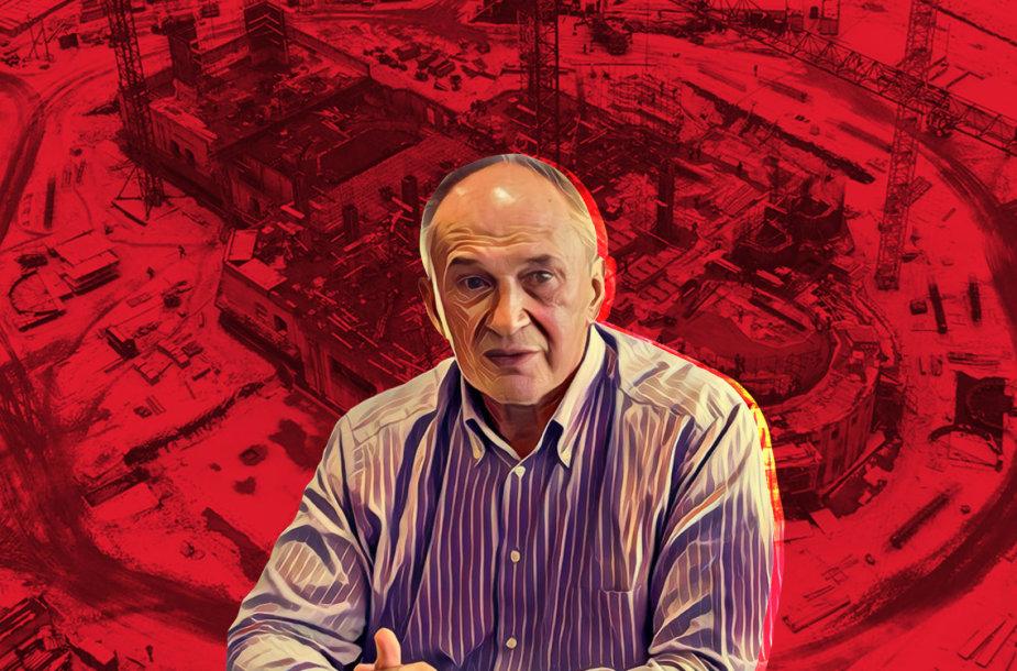 Vladimiras Stefanovas per įmonę Azijoje finansuoja pagrindinės Rusijos armijos cerkvės statybas