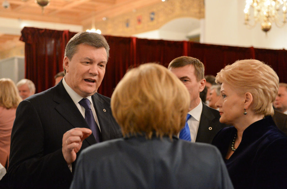 Vilniuje susirinko ES vadovai
