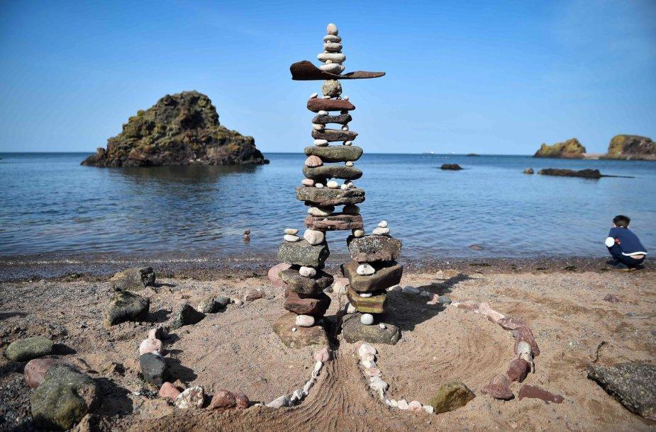 Europos akmenų statymo čempionatas