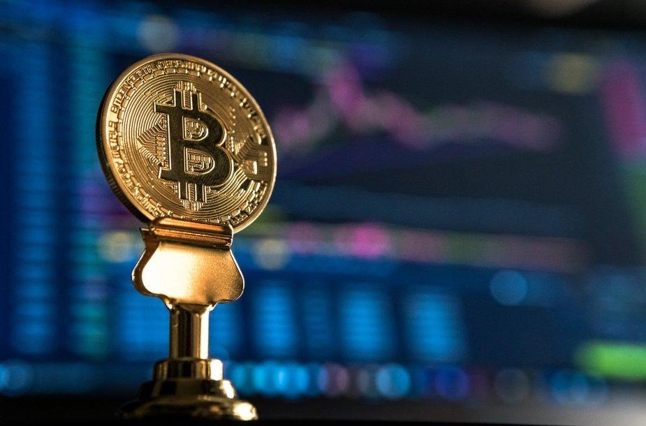 770 uždirba kiek bitkoinas