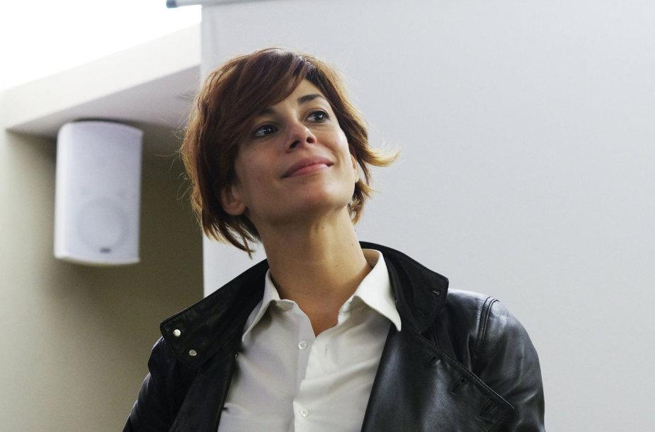 Aktorė Maria Cecilia Sanchez
