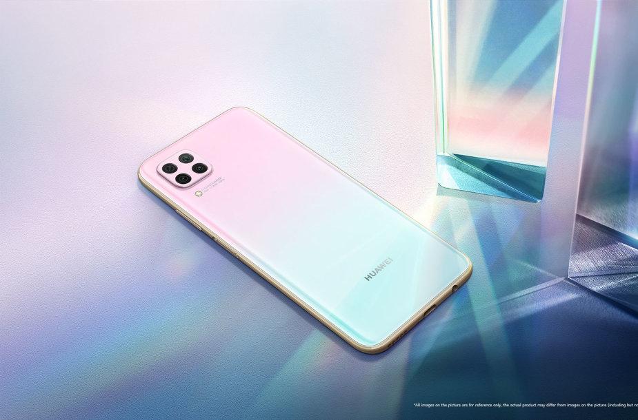 """Naujasis """"Huawei P40 lite"""" palengvins jūsų kasdienybę"""