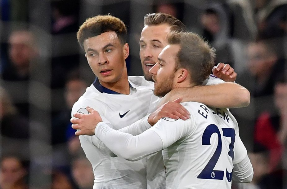 "Londono ""Tottenham Hotspur"""
