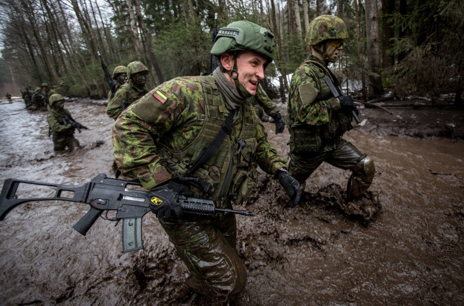Vaidoto bataliono vadas Eugenijus Lastauskas