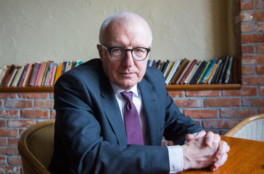 Ukrainos prezidento Petro Porošenkos patarėjas Jurijus Rubanas