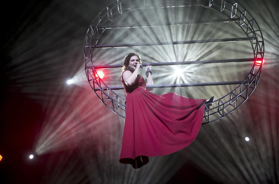 Girmantės Vaitkutės koncertas Vilniuje
