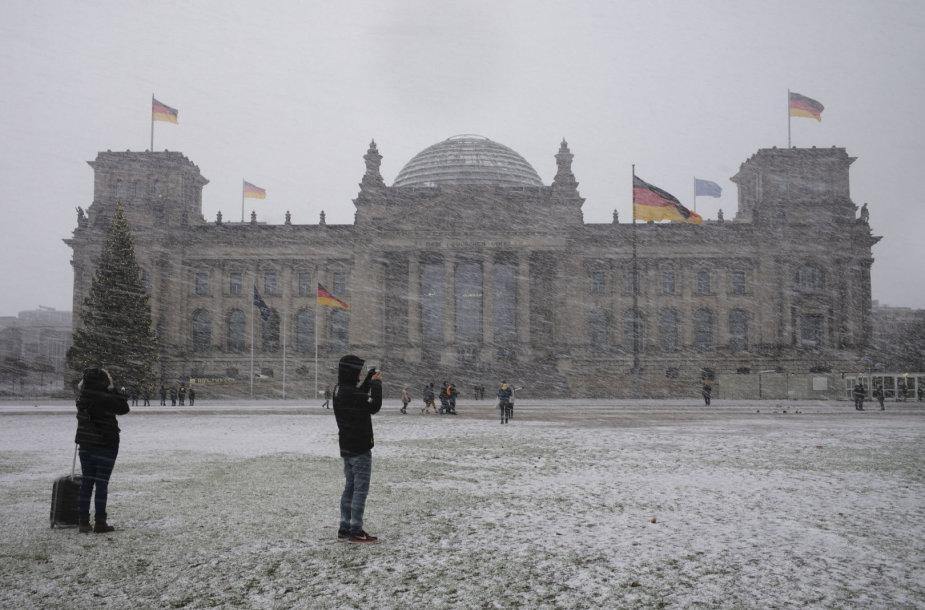 Per kibernetinę ataką nukentėjo daug Vokietijos politikų