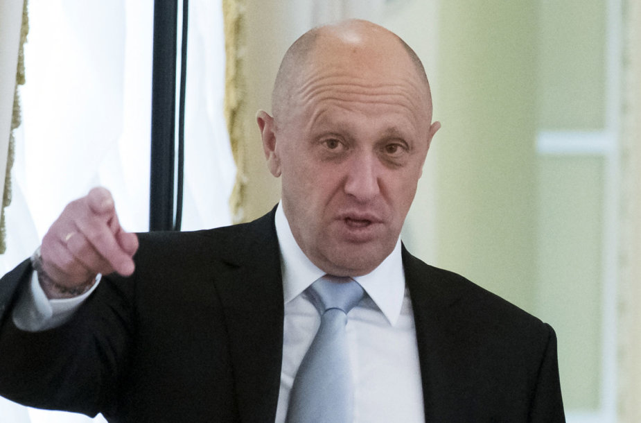 Jevgenijus Prigožinas