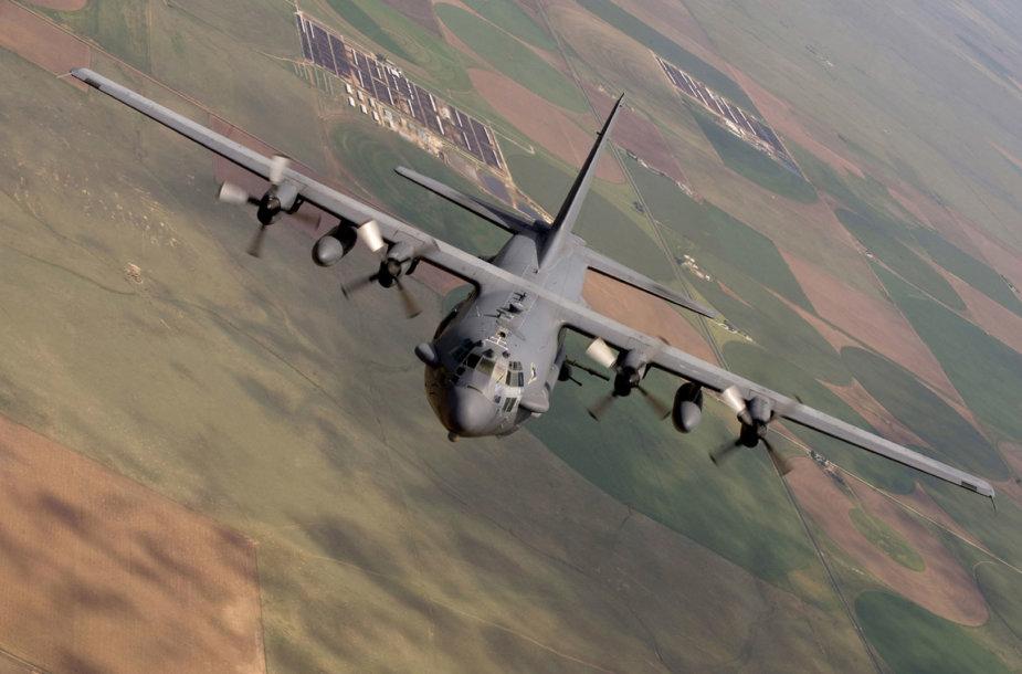 JAV karo lėktuvas AC-130