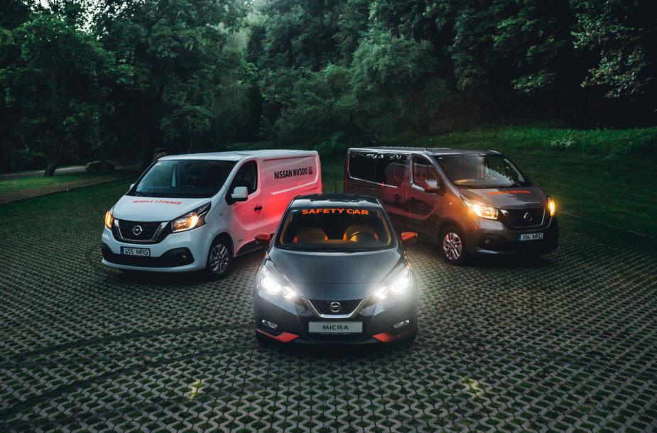"""Nissan"" automobiliai"